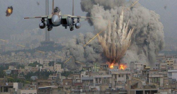 Ataques aéreos intensos na Província de Aleppo - MichellHilton.com