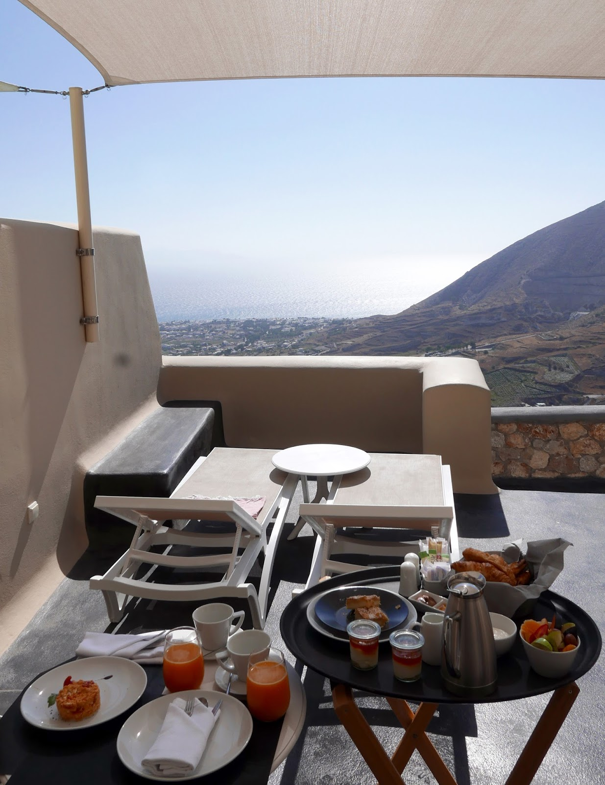 Euriental | luxury travel & style | Santorini Greece, Skyfall Suites