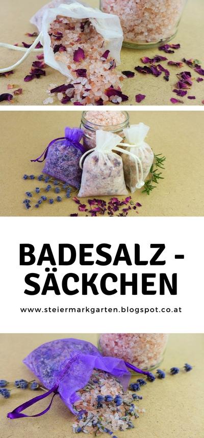 Badesalz-Säckchen-Pin-Steiermarkgarten