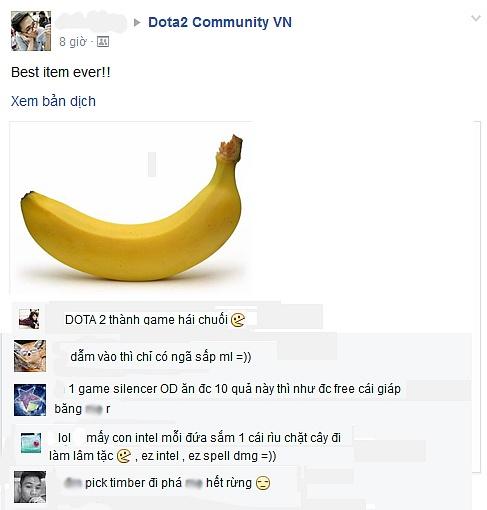 banana - 3 Item khắc chế BKB hiệu quả nhất: Khắc tinh số 1 chỉ có giá 0 đồng và đã bị xóa?