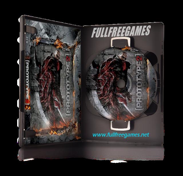 Prototype 2 PC Game Free Download Full Version
