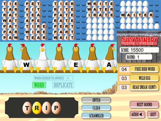 Chicktionary Free Download
