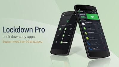 Lock Down Pro - App Lock v2.5 Premium Apk
