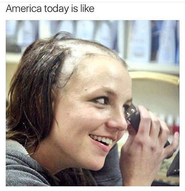 #trump. American Today is like