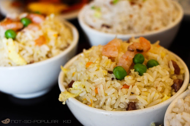 Shangri-La's Yeung Chow Fried Rice
