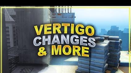 [CS:GO] Bản update mới với sự thay đổi lớn ở bombsite A Vertigo.