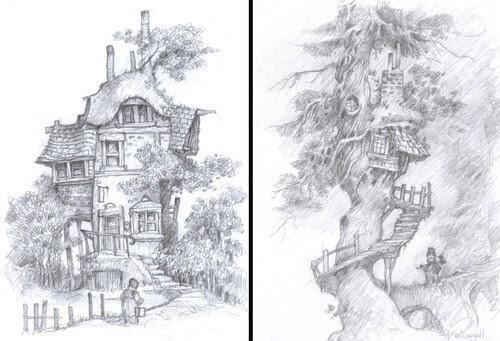 00-Larry-MacDougall-Fantasy Architecture-www-designstack-co