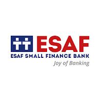ESAF Bank Recruitment esafbank.com Apply Online Form