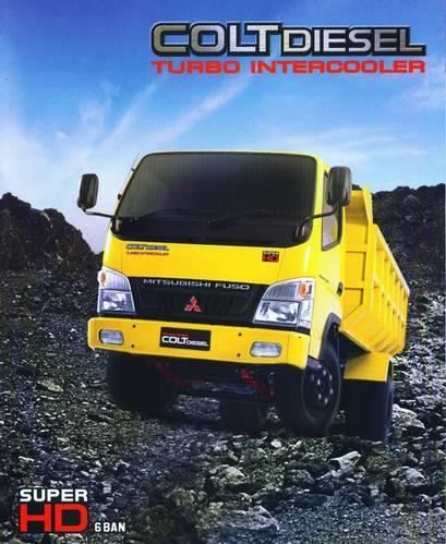 paket dp ringan colt diesel dump truck 2020, paket dump truck 2020