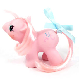 My Little Pony Doodles Year Five Newborn Twin Ponies G1 Pony