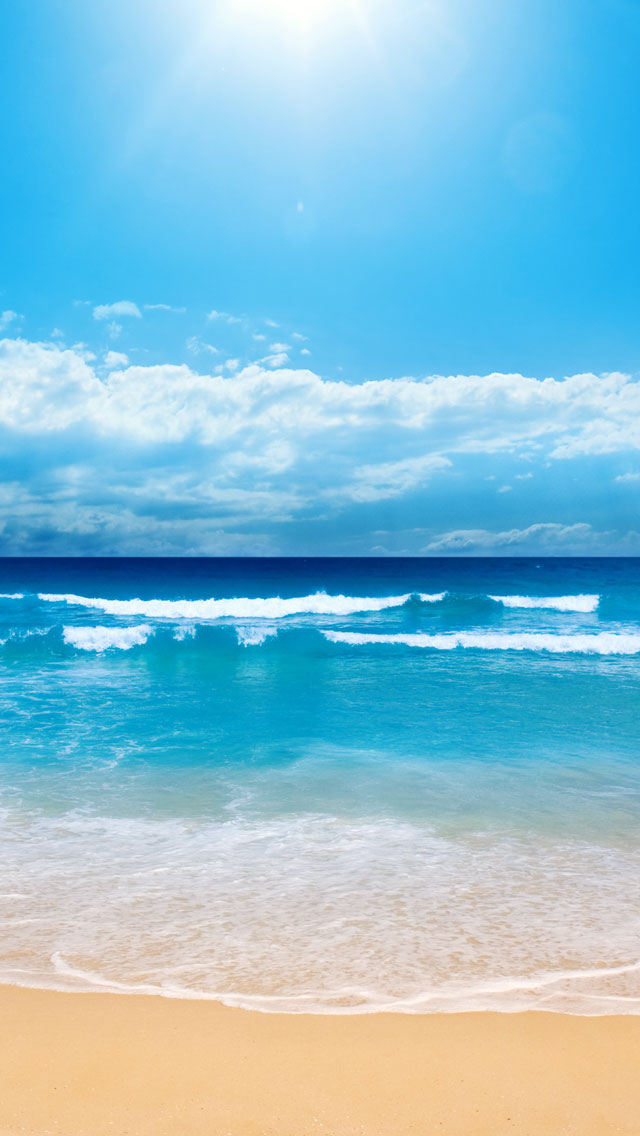 Beach Wallpaper For Iphone