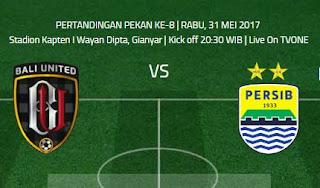 Bali United vs Persib Bandung: Sama-Sama Punya Skema