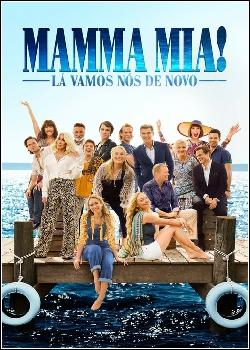 Mamma Mia! Lá Vamos Nós de Novo Dublado