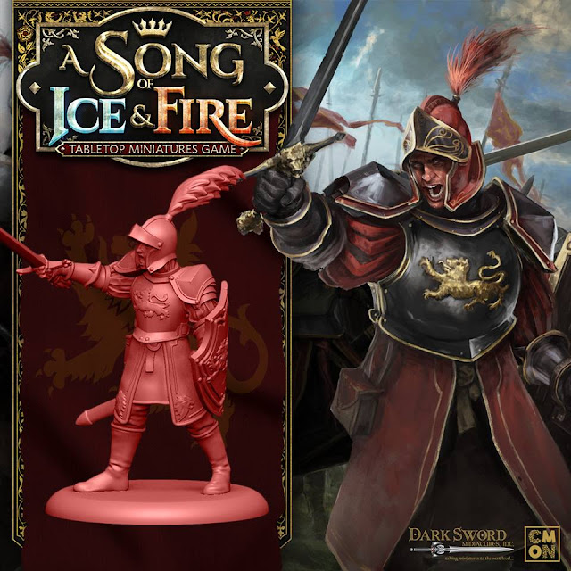 Cool Mini Or Not: A Song of Ice and Fire - Lannister Miniatures Preview