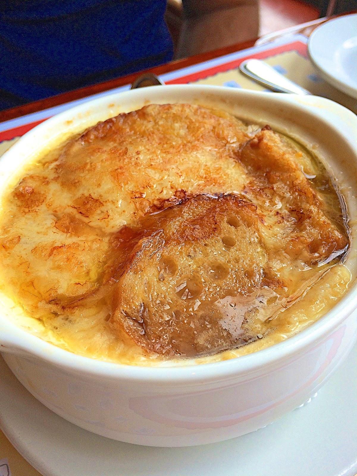 French Onion Soup - Les Chefs De France - Epcot - Walt Disney World
