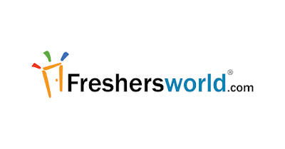 freshers world build your careers, internships courses online tests