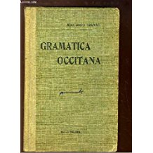 ABBE SALVAT Joseph, gramatica occitana