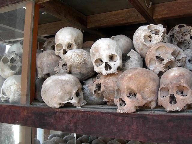 Yo soy el castigo de Dios... historia de la humanidad, ¿una historia de grandes masacres?