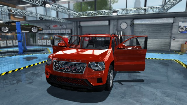 Download Car Mechanic Simulator 2015 PC Games