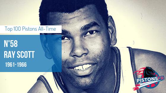 Ray Scott | PistonsFR, actualité des Detroit Pistons en France