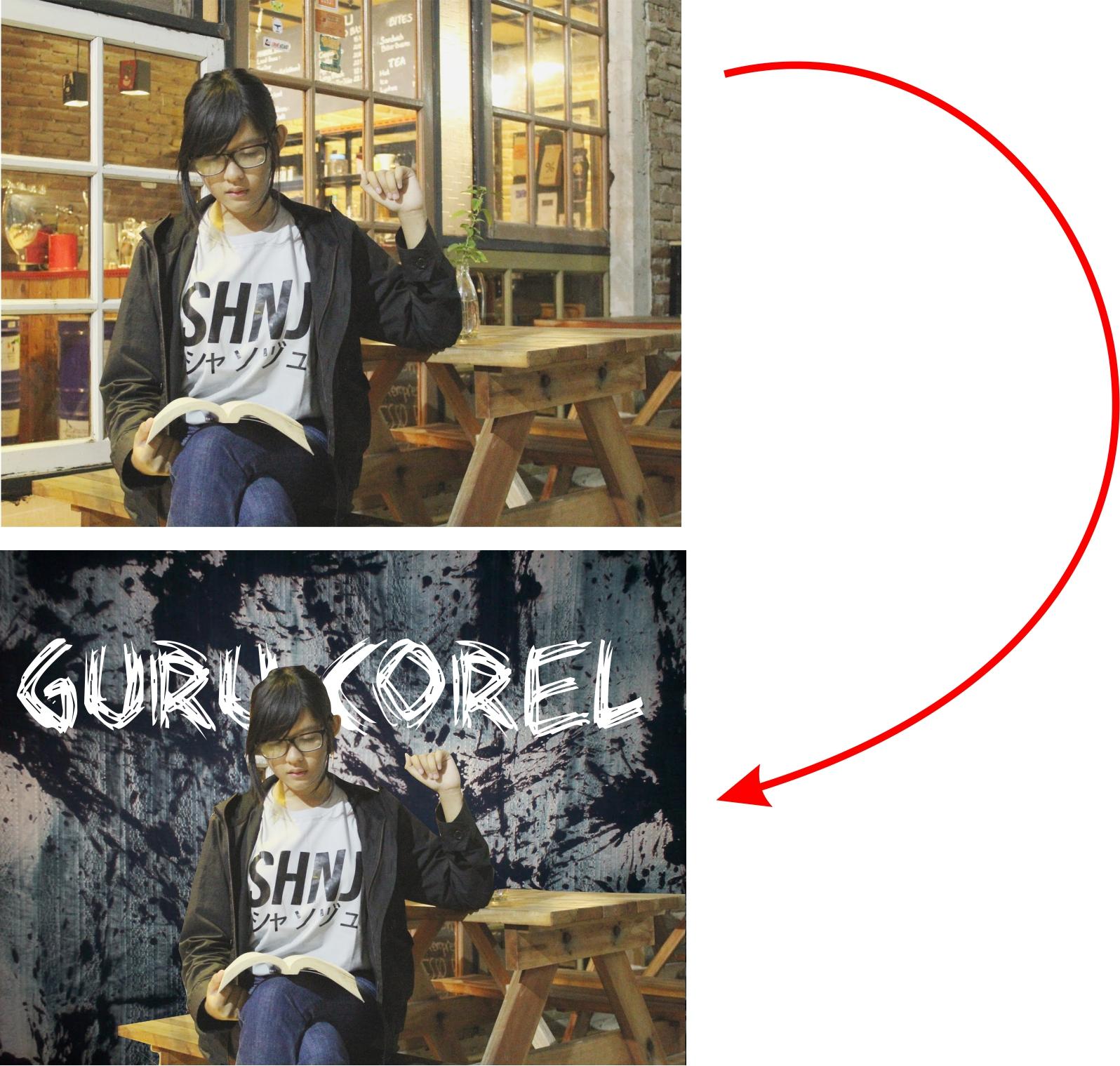Belajar dasar Corel Draw kembali kali ini kita akan belajar trik sederhana Cara Memotong Objek Gambar Foto Di Corel Draw x3 x4 x5 x6 x7 x8
