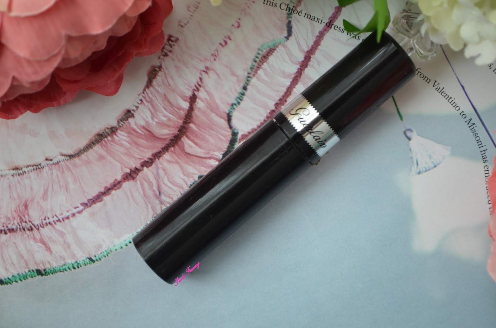 d66d75a0357 Pink Frenzy  Review  Guerlain La Petite Robe Noire Mascara