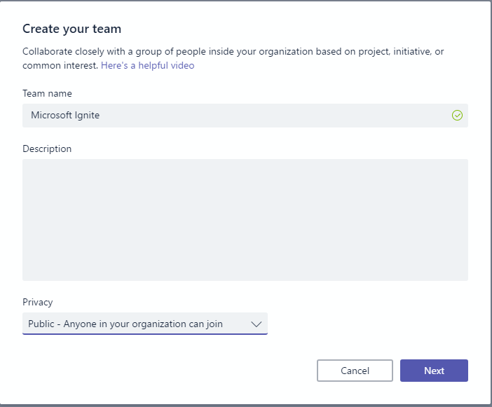 ucomsGeek: How to use Microsoft Teams for Microsoft Ignite
