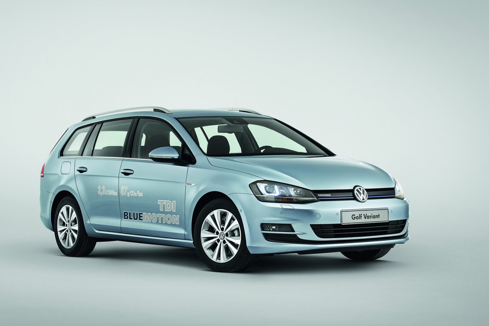 2014 vw golf variant tdi bluemotion rated at 71 3mpg. Black Bedroom Furniture Sets. Home Design Ideas