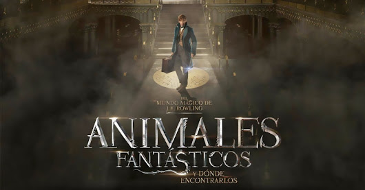 Fantastic Beasts and Where to Find Them / Animales fantásticos y dónde encontrarlos 2016 [DD] [LATINO] [RMVB] [MF] [1 LINK]