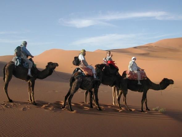 Le Maroc veut lancer le tourisme religieux et culturel pour les Africains.