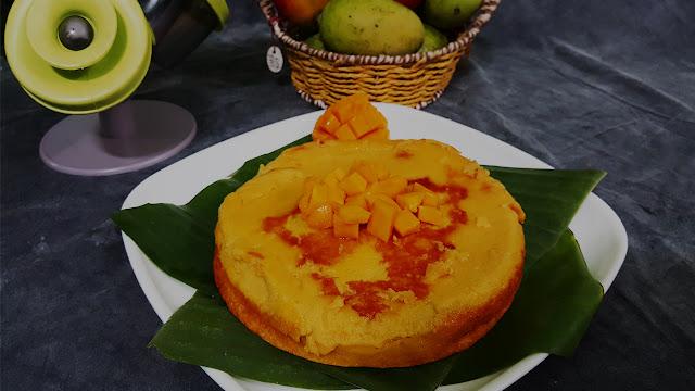 Mango ,Pola  ,Recipe , Mango ,Cake , Snacks, ramadan,nombuthura vibhavangal,