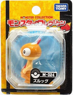 Scraggy figure Takara Tomy Monster Collection M series