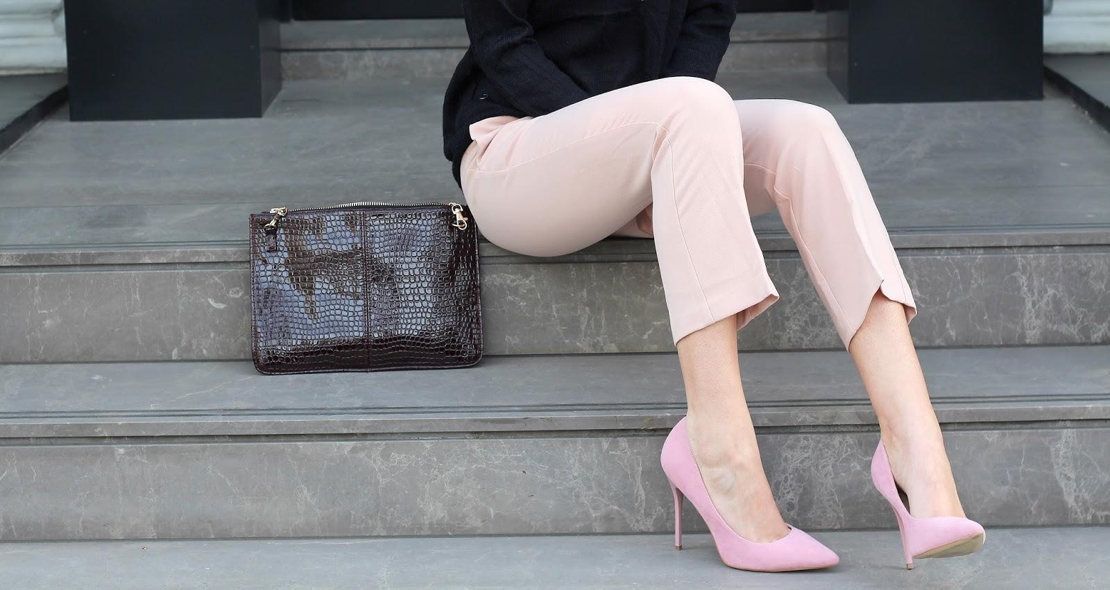 spring style pastel pink peexo