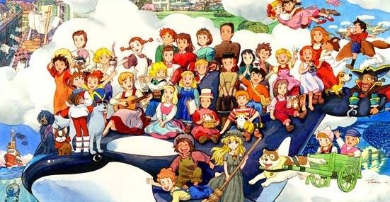 classic anime,  nostalgia 1990