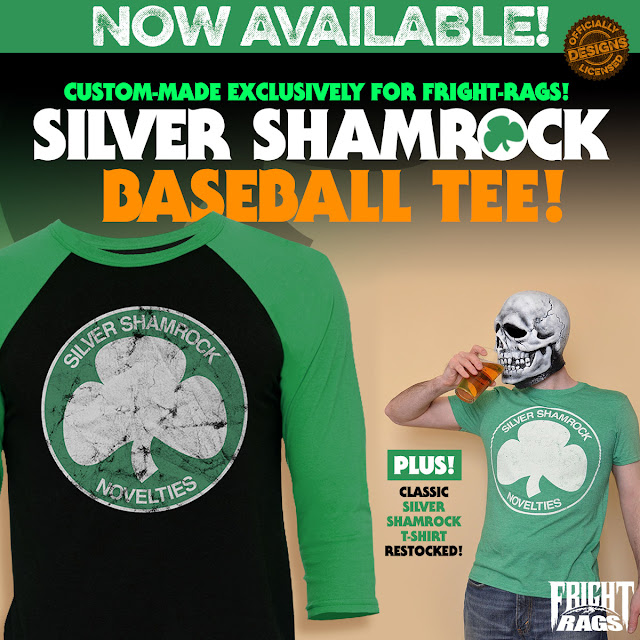 silver shamrock image