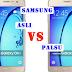 Inilah Cara Membedakan Ponsel Samsung Asli dan Replika/Palsu