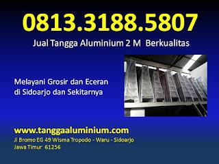 Jual tangga aluminium 2m berkualitas