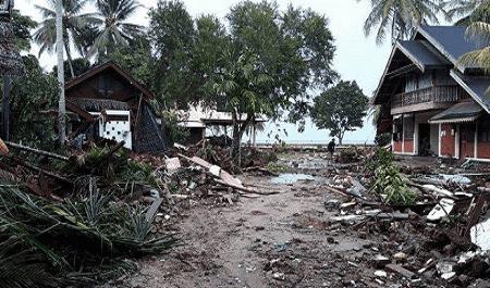 Puisi Sedih Tentang Bencana Alam Di Indonesia   Engkau Menangis Lagi
