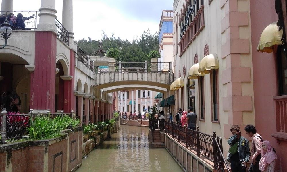 Setitik Italia di Kota Bogor, Kunjungi Saja Little Venice Kota Bunga
