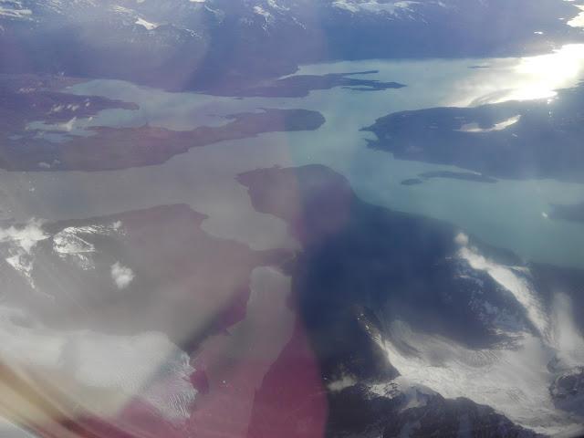 Glaciar Onelli y Bahía Onelli