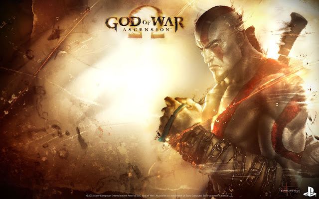 2013 god of war ascension fundos papel de parede