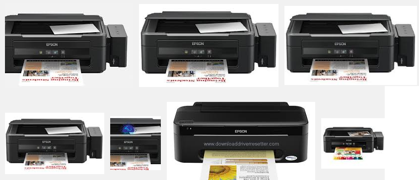 Скачать драйвера для установки принтера epson l210
