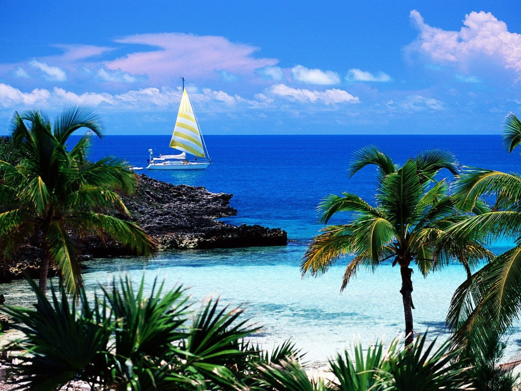 TOP WORLD TRAVEL DESTINATIONS: The Caribbean's Top Ten