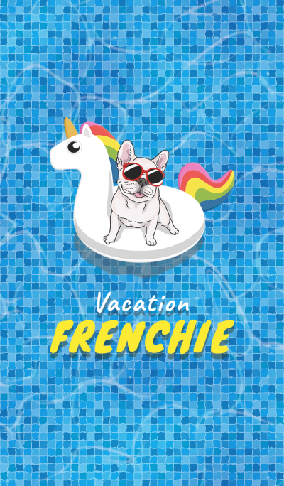 Vacation FRENCHIES