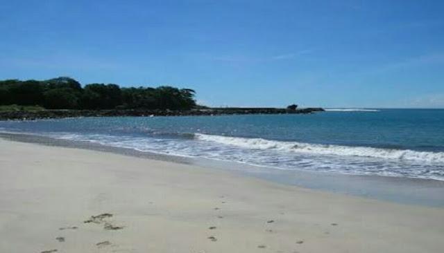 Tempat wisata pantai santolo garut selatan