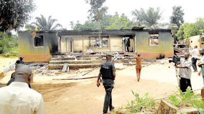 Benue police camp attacked by herdsmen