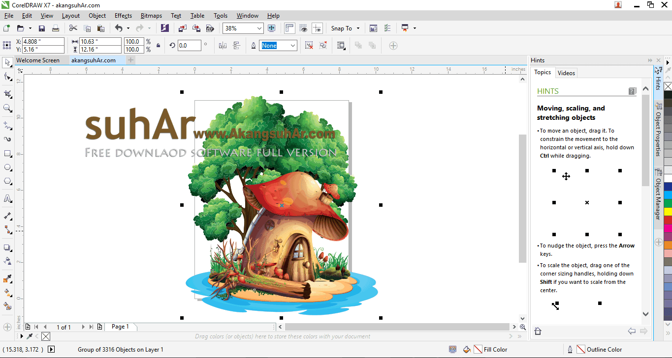 Download CorelDRAW Graphics Suite X7 Full Crack CorelDRAW Graphics Suite X7 Free Download