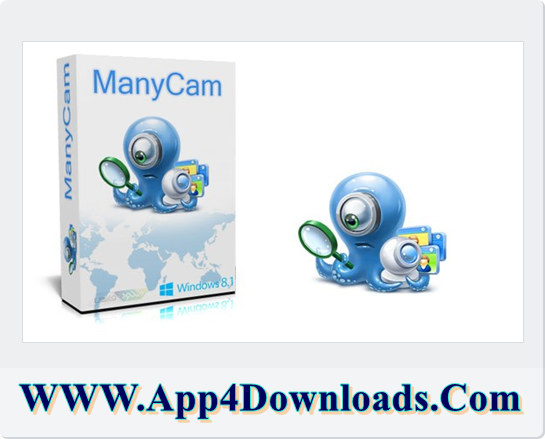 ManyCam 5.5.2 Download For Windows
