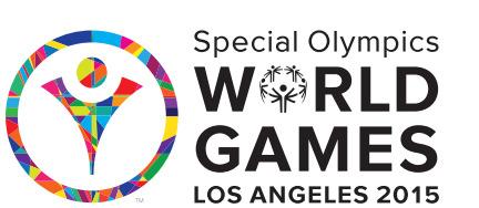 Special Olympics World Games Los Angeles 2015 logo
