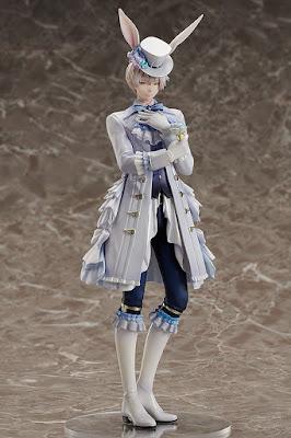 Figuras: Imágenes y detalles de las dos nuevas figuras de TSUKIUTA -  FREEing